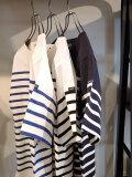 SAINT JAMES セントジェームス NAVAL Short Sleeve  【T3】 NEIGE/GITANE、NEIGE/NOIR、MARINE/NEIGE