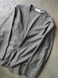 marka マーカ M21A-08SH01C NEW MINIMALIST CARDIGAN ニュー ミニマリスト カーディガン GRAY