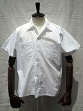 TUKI (ツキ) 0089 BLOUSES 半袖シャツ 00/WHITE