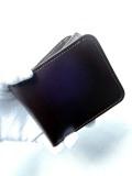 LAST CROPS (ラストクロップス) FLICKER 1 二つ折り財布 サドルプルアップレザー CHOCO