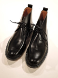 トリッカーズ ( Tricker's )  M6645 CHUKKA BOOTS チャッカブーツ 【レザーソール】 FITTING 5 BLACK