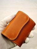 LAST CROPS (ラストクロップス) COLT 三つ折り財布 MAREMMA(マレンマ) NATURAL
