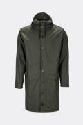 RAINS(レインズ) Long Jacket  GREEN