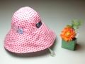 Bridgette Sunhat(Pink Candy)