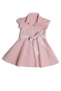 【Je suis en CP】小さくたってきちんとワンピ☆Rizzo dress(Pink)