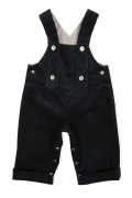 Grandfather dungaree(night blue)