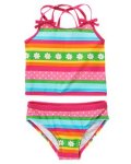 Stripe Bow Tankini