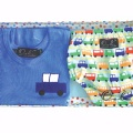 Truck Diaper Cover & Vest Set