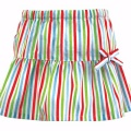 Stripy Tennis Skirt