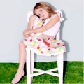 カラフルドット・サークル・スカート(Circle Skirt)