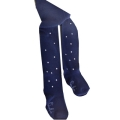 STARRY TIGHTS NAVY