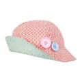 Ava Vintage Pink Petal Hat