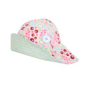 Bridgette Floppy Sunhat(Pink Forest)