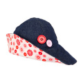 Bridgette Denim & Fireworks Hat