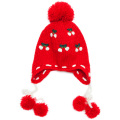 Cherry Beanie - Red