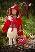 Red Riding Hood and Cape