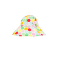 Bridgette Floppy Sunhat(Pop Dot)