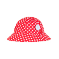 Ava Red Dot Hat