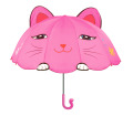 Pink Cat Umbrella