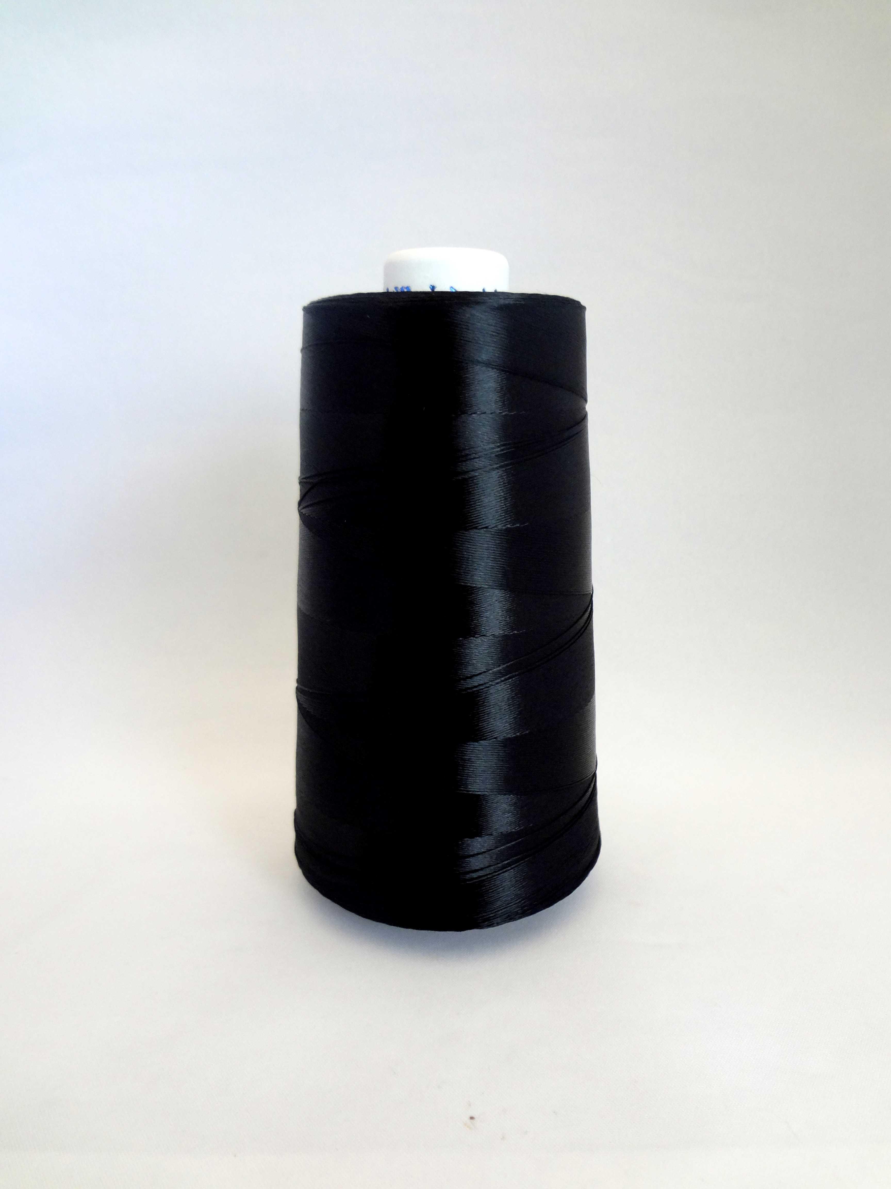 レーヨン300d/2(600d) 2,400m   黒