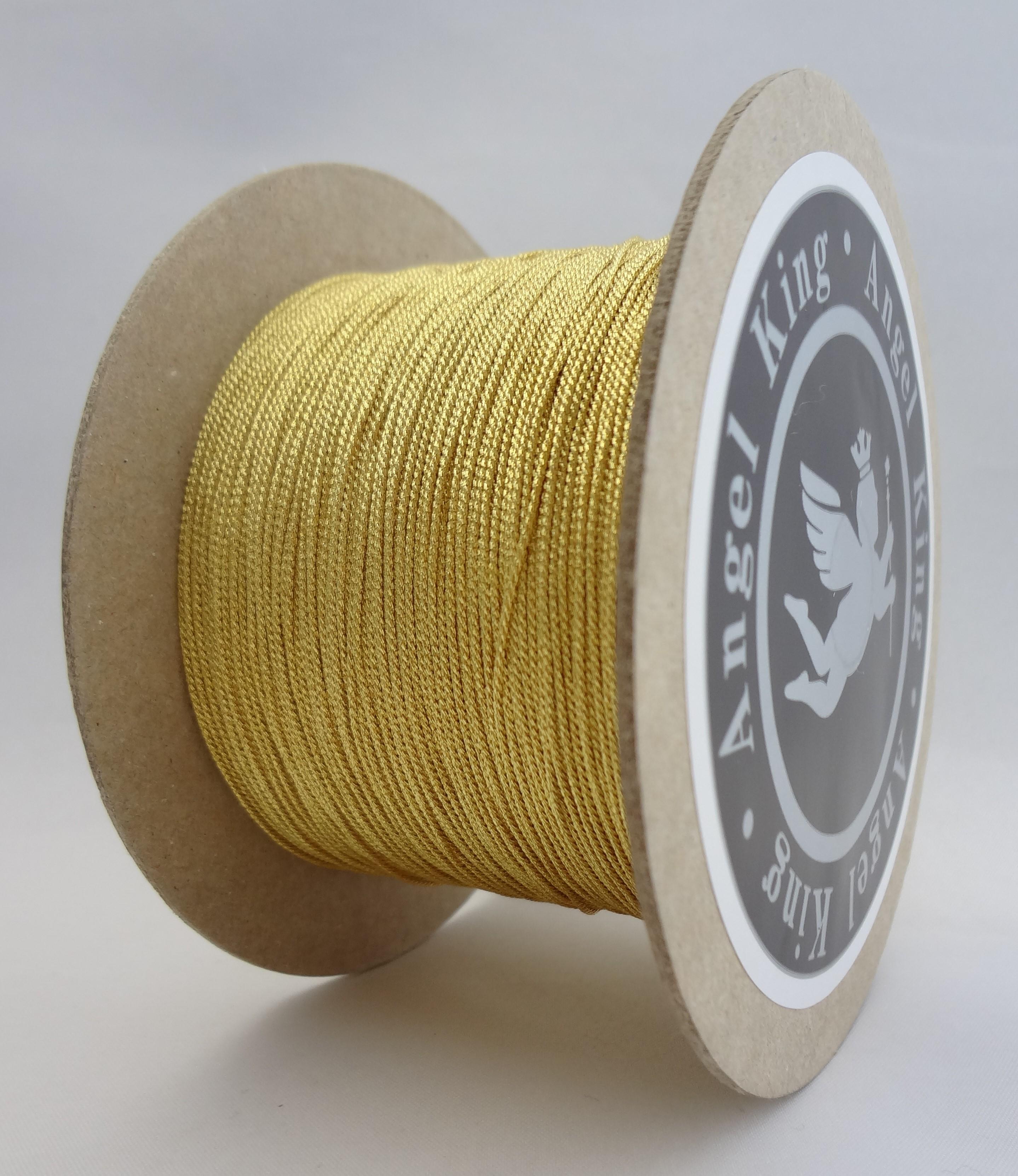 NM4×3 カタン糸 175m巻 ゴールド