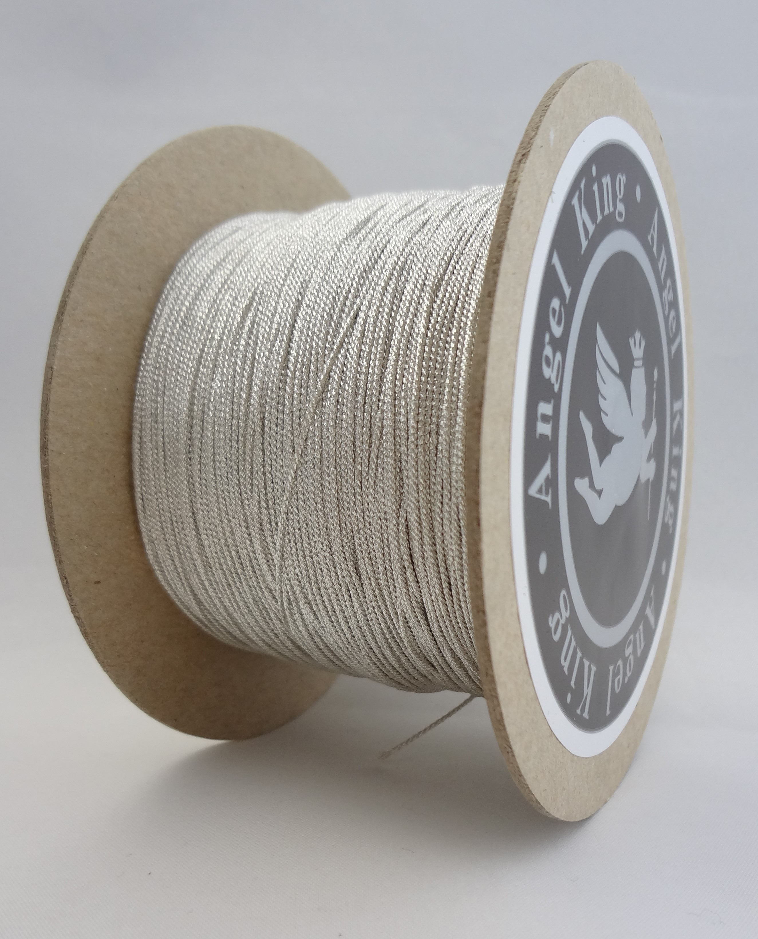 NM4×3 カタン糸 175m巻 シルバー