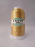 エンゼルキング 金糸の縫い糸 30番手 ゴールド 3,000m巻