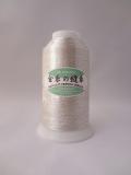エンゼルキング 金糸の縫い糸 30番手 シルバー 1,000m巻