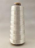 エンゼルキングミシン刺繍糸 金銀糸(太物)8掛 シルバー 1,000m巻