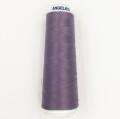 草木染刺繍糸 はんなり(工業用サイズ)1000m巻    【藍紫】