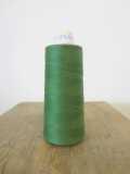 コットンライン#30 綿ミシン刺繍糸 270番(みどり)