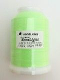 エンゼルキング 蓄光糸カラー EL-12(黄緑) 1000M