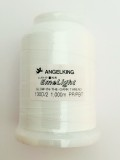 エンゼルキング 蓄光糸カラー EL-2(白)  1000M