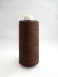 エンゼルキングミシン刺繍糸 ハーフ 綿アクリルミシン刺繍糸 560デニール 810M 30(こげ茶)