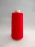 エンゼルキングミシン刺繍糸 ハーフ 綿アクリルミシン刺繍糸 560デニール 810M 38(赤色)