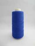 エンゼルキングミシン刺繍糸 ハーフ 綿アクリルミシン刺繍糸 560デニール 810M 70(青色)