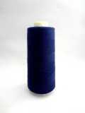 エンゼルキングミシン刺繍糸 ハーフ 綿アクリルミシン刺繍糸 560デニール 810M 78(紺色)