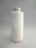 エンゼルキングミシン刺繍糸 ハーフ 綿アクリルミシン刺繍糸 560デニール 810M 白
