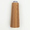 草木染刺繍糸 はんなり(工業用サイズ)1000m巻    【琥珀】
