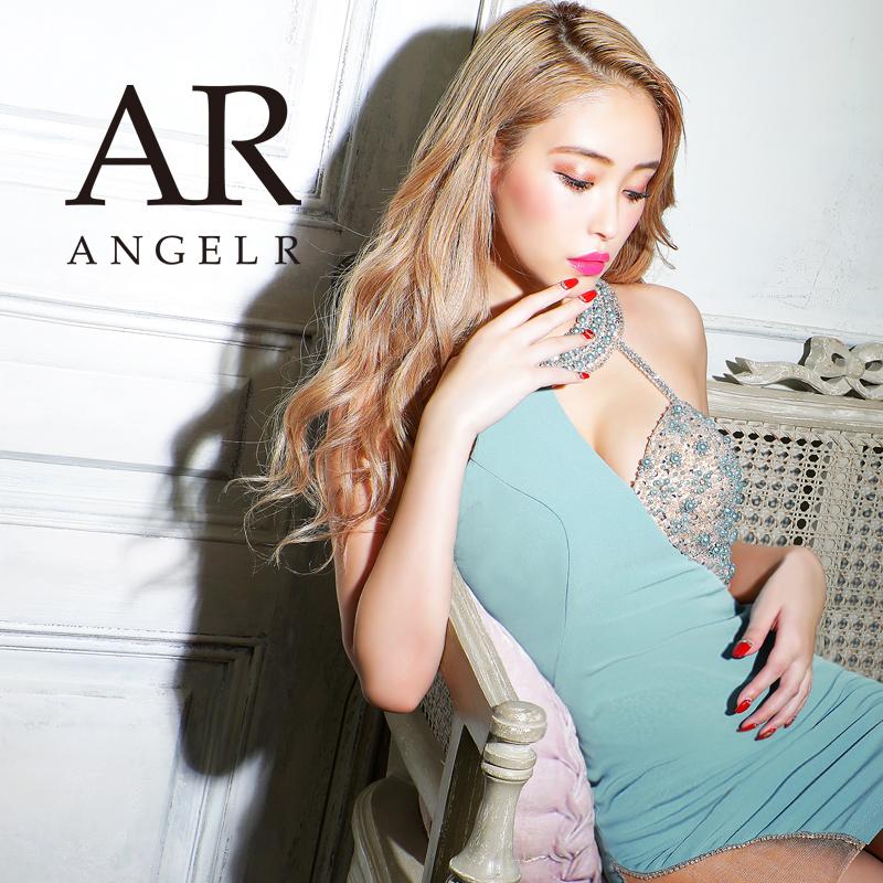 [アシンメトリービジュータイトミニドレス]AngelR(エンジェルアール) AR21306