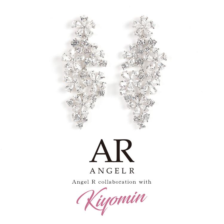 AngelR×KIYOMIN(きよみん)コラボレーションピアス|KI004TM