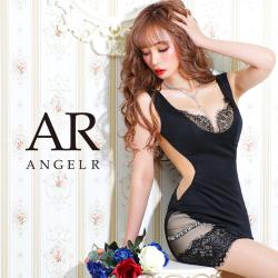 [バストレースデザインサイドシアータイトミニドレス]AngelR(エンジェルアール)|AR20339