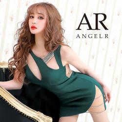 【予約/11月上旬~中旬頃より発送】[デザインカットビジュータイトミニドレス]AngelR(エンジェルアール)|AR20828