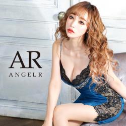 [バスト&サイドレースタイトミニドレス]AngelR(エンジェルアール)|AR21202