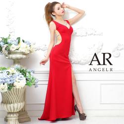 [デコルテビジュータイトロングドレス]AngelR(エンジェルアール)|AR21216