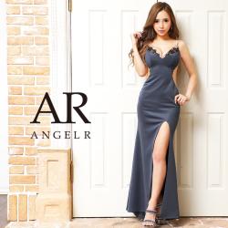 [ランジェリーレースビジュータイトロングドレス]AngelR(エンジェルアール) AR21319
