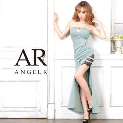 [スリットレースデザインタイトロングドレス]AngelR(エンジェルアール)|AR21806