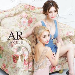 [バックデザインビジュータイトミニドレス]AngelR(エンジェルアール) AR21821