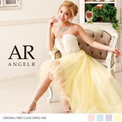 [ハートカットビジューフレアハイ&ロードレス]Angel R(エンジェルアール)|AR8610