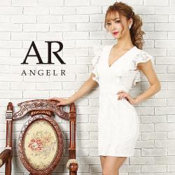 [レースフレアスリーブタイトミニドレス]Angel R(エンジェルアール)|AR9203